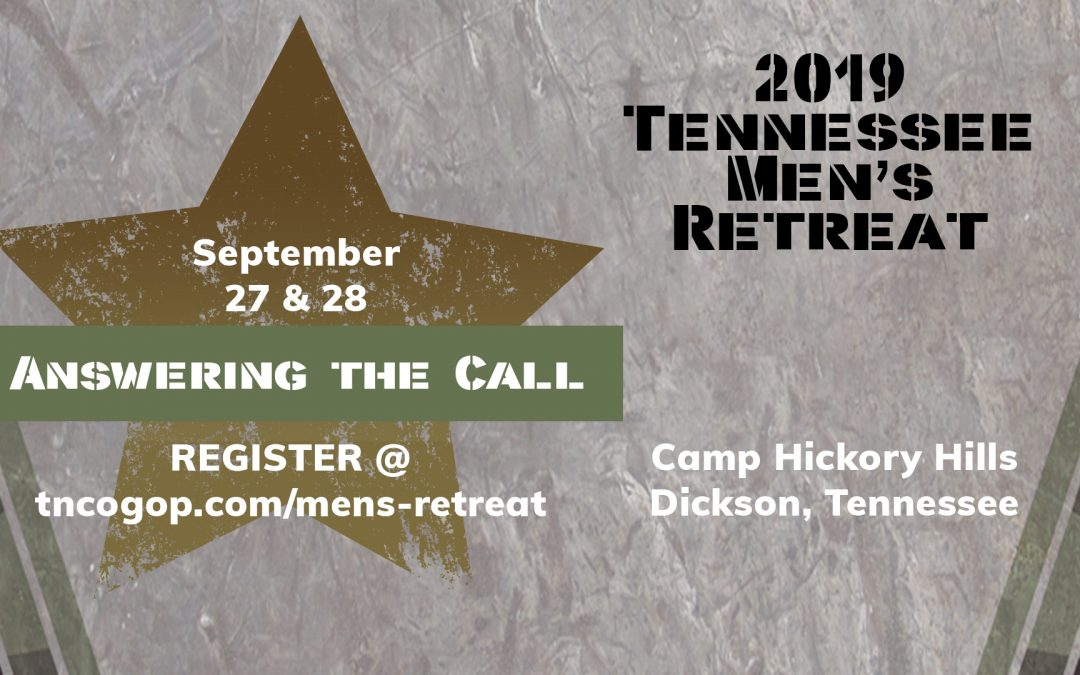 Tennessee Men's Retreat